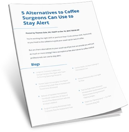 5 Alternatives to Coffee Surgeons Can Use to Stay Alert